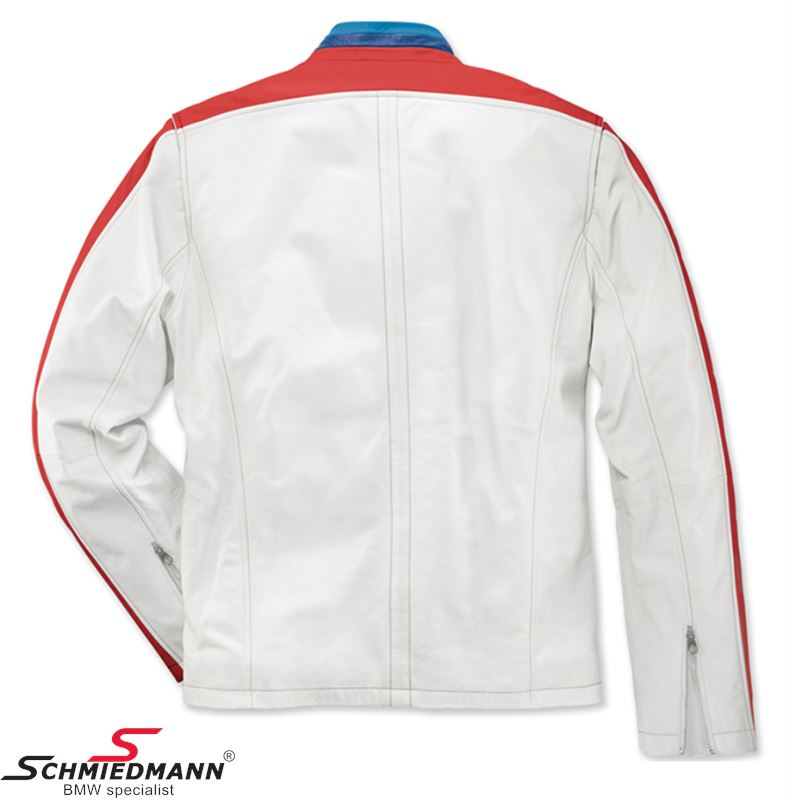 Bmw Xs: 80-14-2-445-932 Leather Jacket -BMW Heritage Motorsport