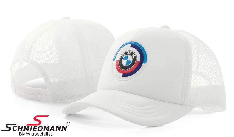 Cap -BMW Heritage Motorsport- White, unisex