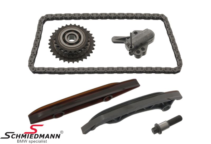 Timing chain set lower - original SWAG Germany
