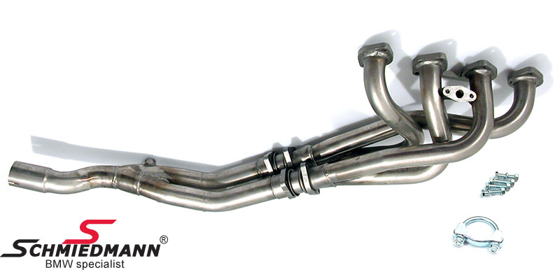 Bmw E46 Schmiedmann Headers Sport Manifolds Schmiedmann New