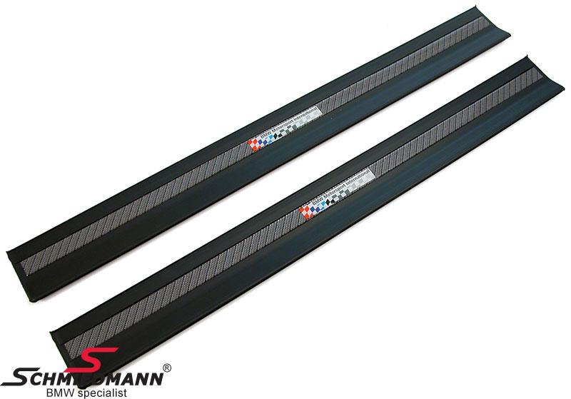Einstiegsleisten Carbon -M3 GT individual serie-