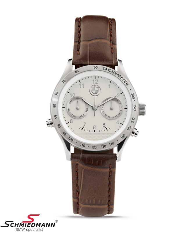 BMW dame armbåndsur, med dag og dato - original BMW