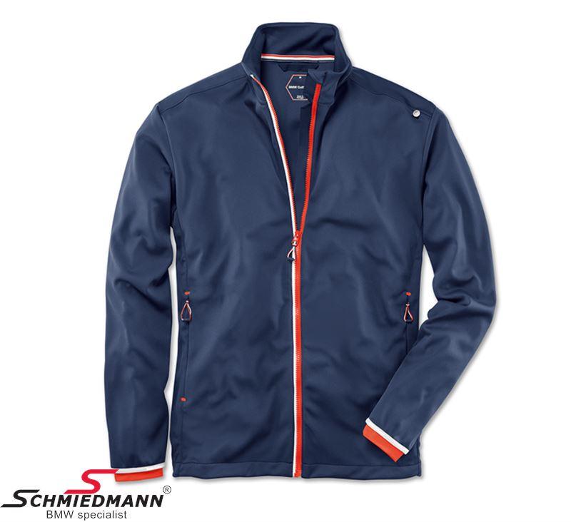 Function jacket -BMW Golfsport- Mens, Navi blue size L ...