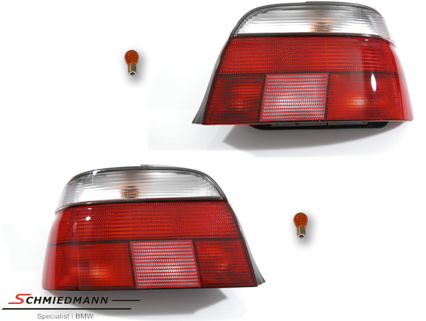 Taillights red/white orginal design