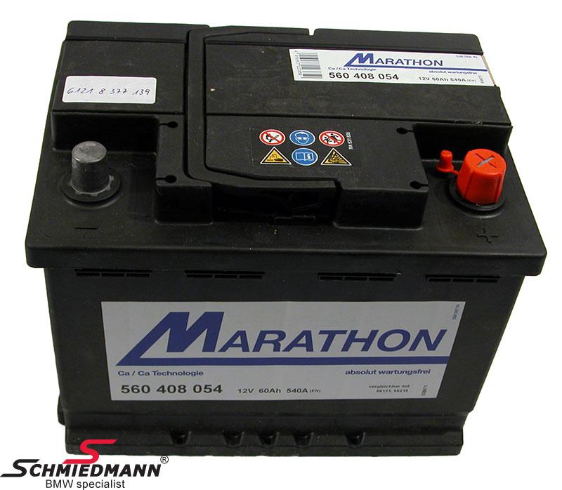 Batteri 55AH Marathon