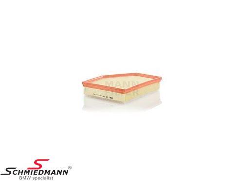 Airfilter -Mann Filter-