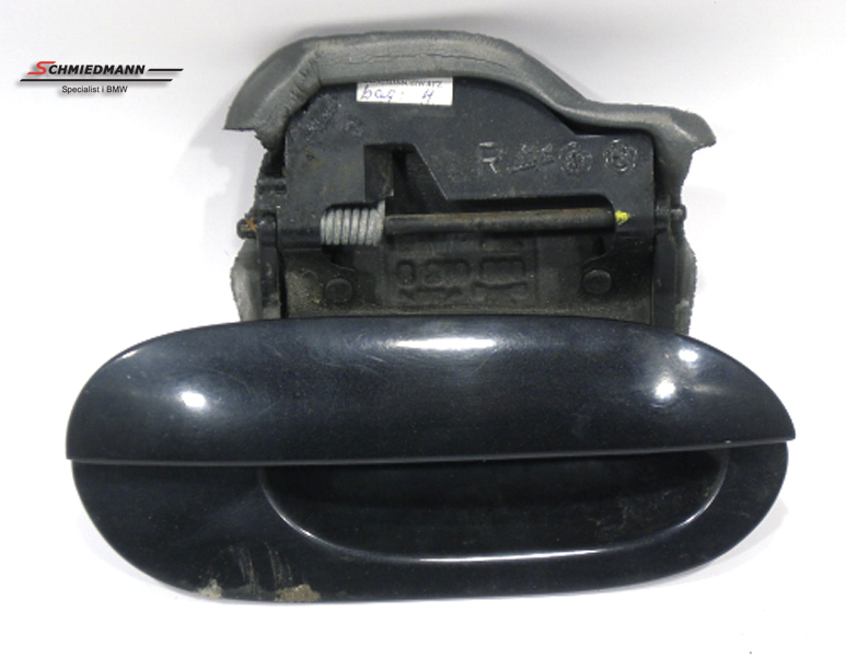 A29518  Door handle out rear right