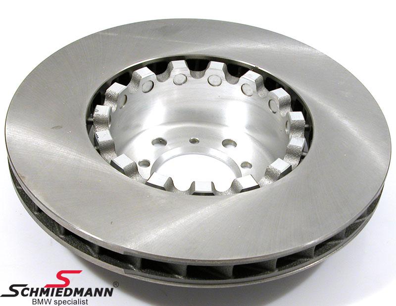 Racerbr.-skive for flydende ophængt Zimmermann Formula-Z-345x32MM V.-side
