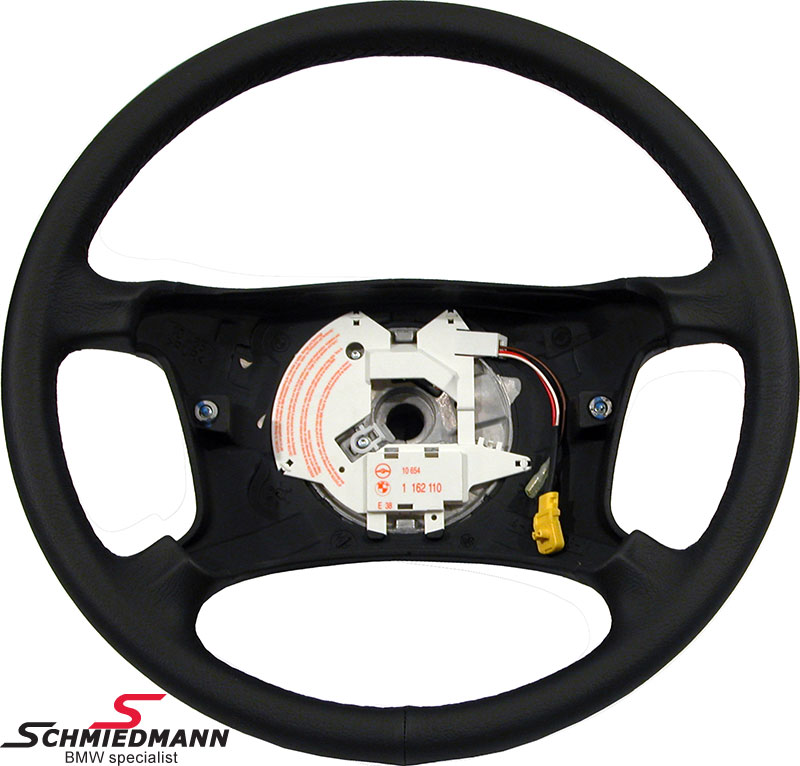 Læderrat til airbag-rat