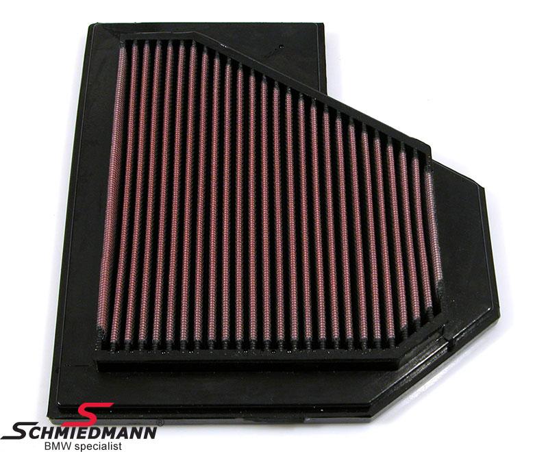 KN luftfilter til luftfilterkassen H.-side