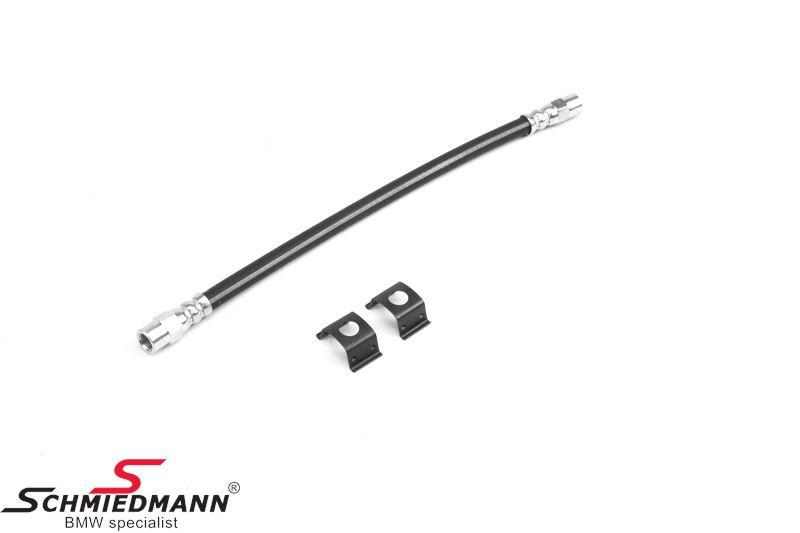 Bremseslange bag -Schmiedmann HG High Grade- inklusiv klips