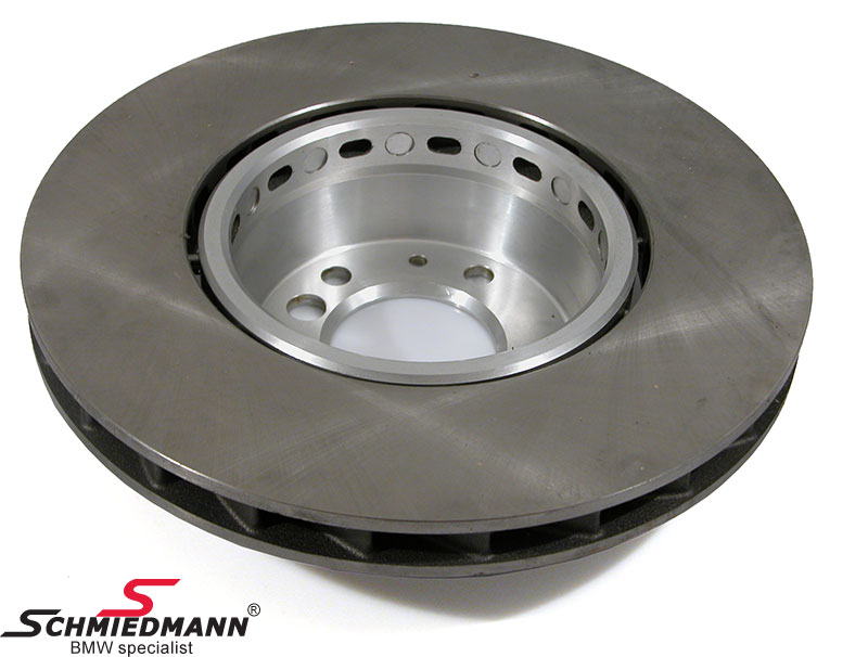 Racing br.disc front with floating bearing Zimmermann Formula-Z-345x32MM L.-side
