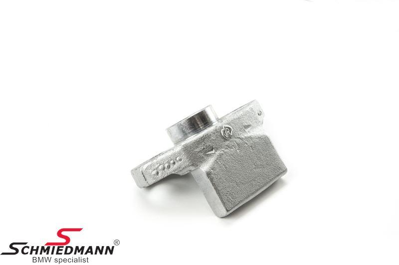 Bracket for handbrake expanding lock