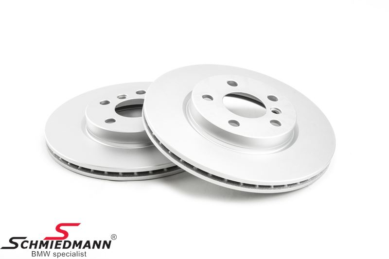Brake disk 294X22MM ventilated