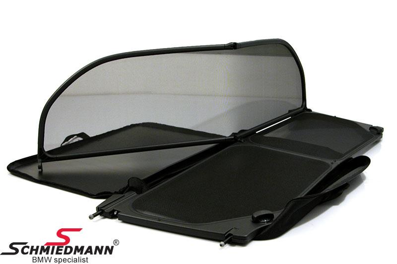Vindskærm inklusiv taske original BMW