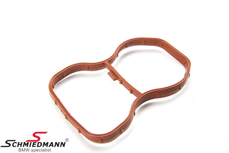 Intake manifold gasket against the cylinderhead, original -ELRING- Germany
