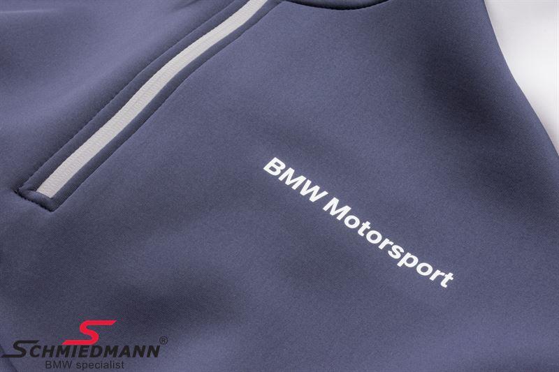 Hoodie -BMW Motorsport- Blue white f3e51f390b