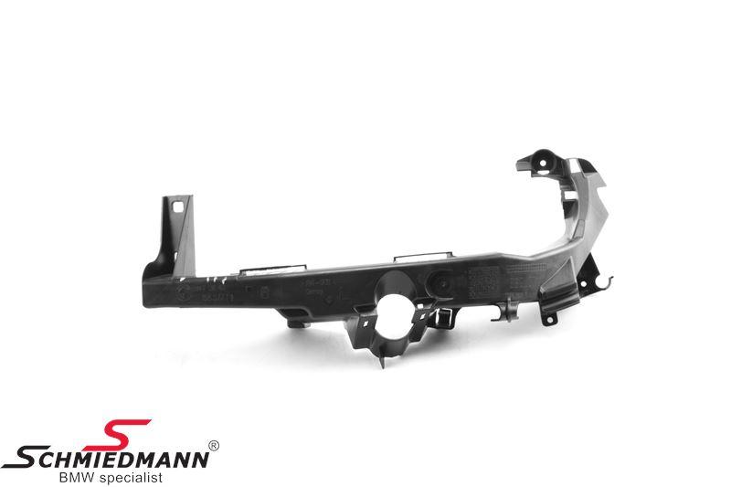 Headlight support frame L.-side