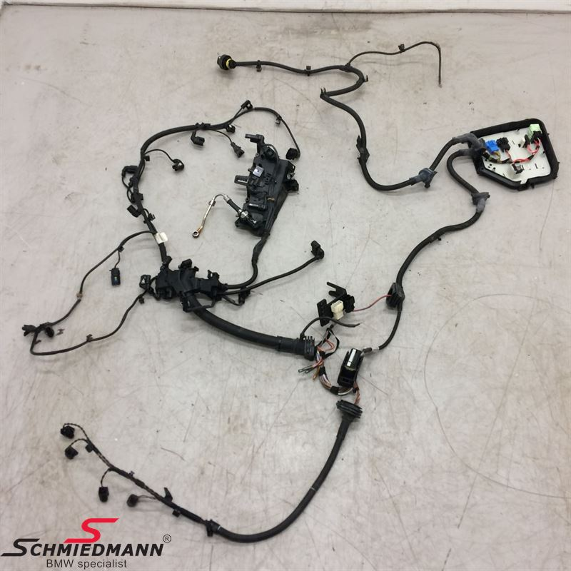 bmw f10 engine wiring harness schmiedmann used parts. Black Bedroom Furniture Sets. Home Design Ideas