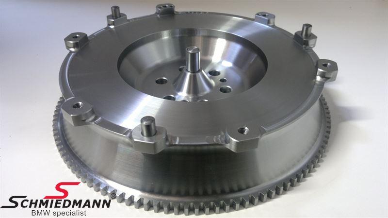 Schmiedmann lightweight single mass flywheel N54