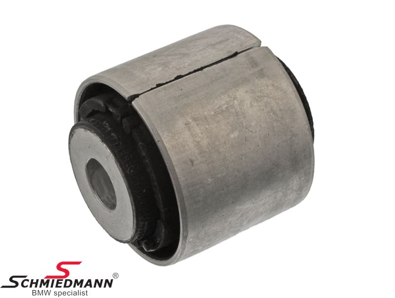 Trailing arm bushing rear upper outer - original SWAG Germany