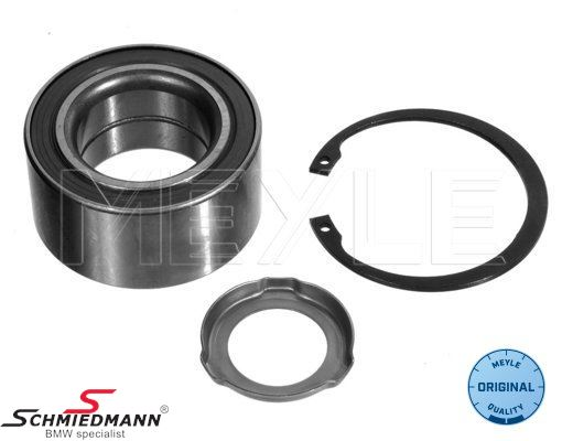 Service Kit rear wheel bearing 42X75X37 - Meyle original quality