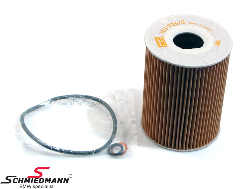 Oliefilter original - MAHLE- Germany
