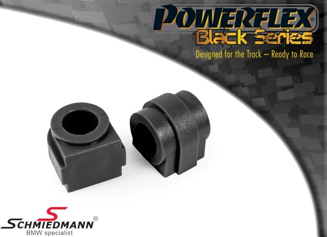 Powerflex racing -Black Series- stabilisator bøsnings-sæt for 21,5MM (Diagram ref. 2)