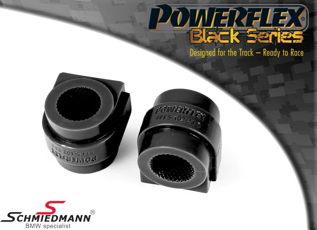Powerflex racing -Black Series- stabilisator bøsnings-sæt for 23,5MM (Diagram ref. 2)