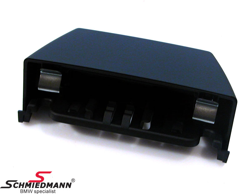 BMW 51167024827 / 51-16-7-024-827  Cover black for ultrasonic sensor alarm system 65-60-0-021-150