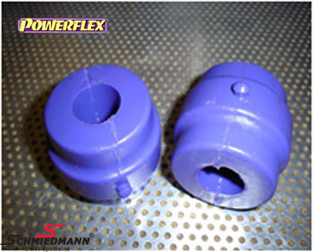 Powerflex racing stabilizer bush-set front 20,5MM