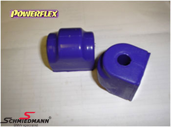 Powerflex racing stabilizer bush-set rear 10MM