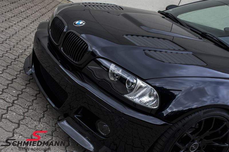 frl46m3cscar frontspoiler lippen satz echt carbon f r bmw. Black Bedroom Furniture Sets. Home Design Ideas