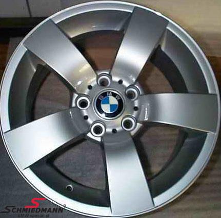 """17"""" Sternspeiche 122 rim 8X17 (original BMW)"""