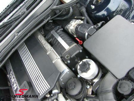 ESS115-09  ESS supercharger system (more power for the ultimate driving machine)