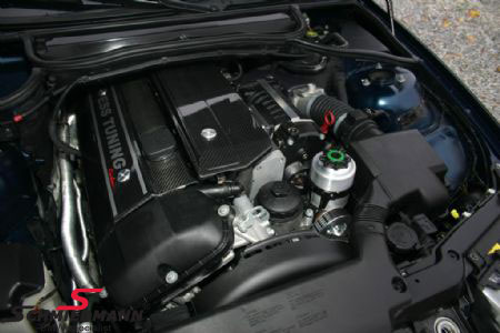 ESS115-11  ESS supercharger system (more power for the ultimate driving machine)