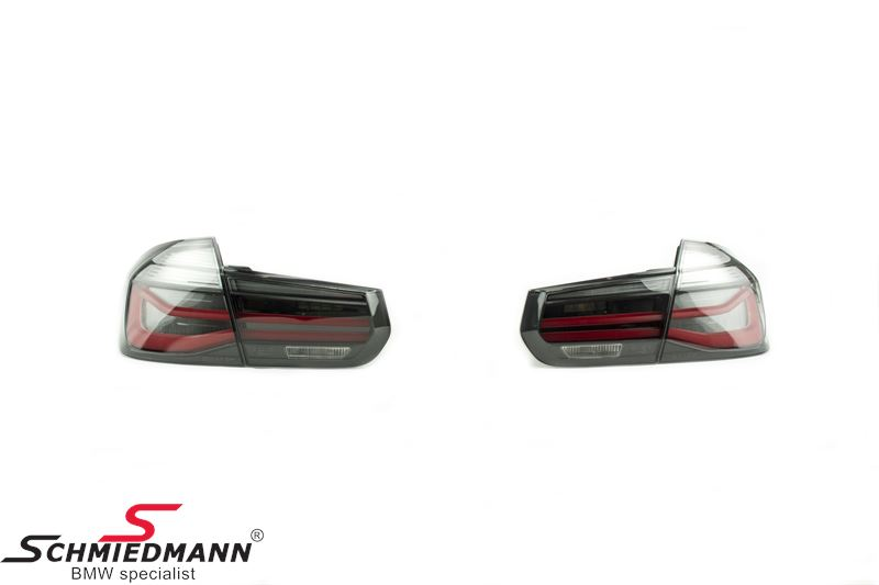 taillights black-line led -m-performance- original bmw