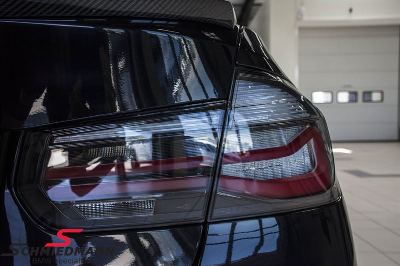 Taillights Black Line Led M Performance Original Bmw 63212450105