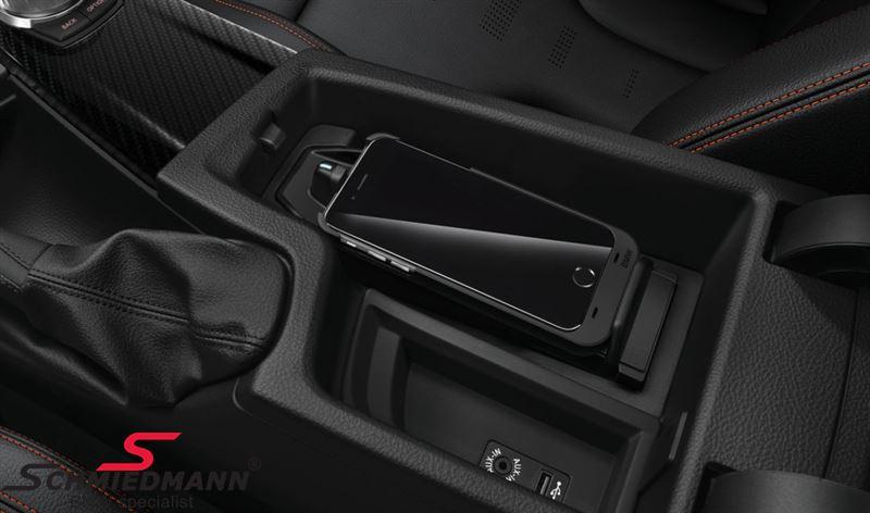 Wireless charging adapter