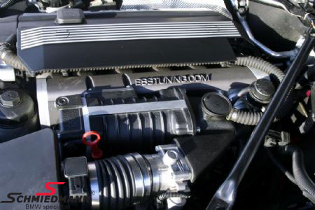 ESS115-21  ESS supercharger system (more power for the ultimate driving machine)