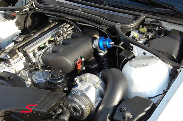 ESS114-71  ESS supercharger system (more power for the ultimate driving machine)