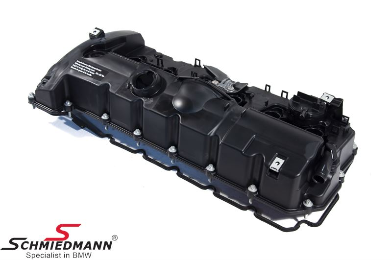 Cylinder head valve cover