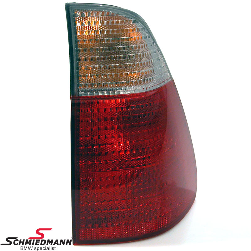 BMW 63217158390 / 63-21-7-158-390  Taillight with white indicator outer part R.-side original BMW