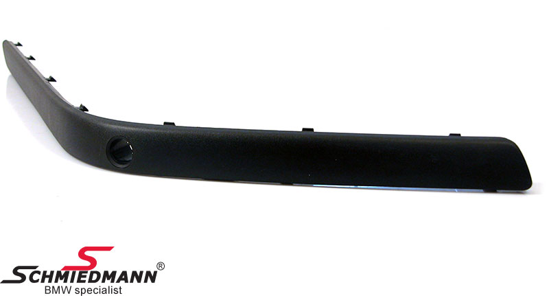 BMW 51122498501 / 51-12-2-498-501  Takapuskuri guard L.-side