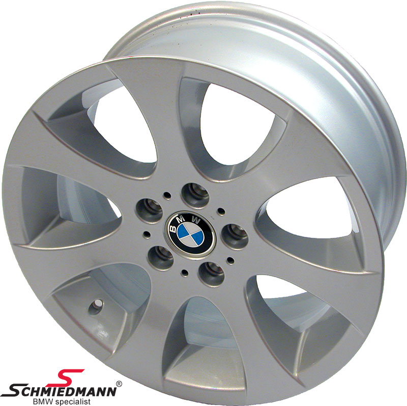 "BMW 36116775602 / 36-11-6-775-602  18"" Ellipsoid styling 162 rim 8,5X18 (rear) (original BMW)"
