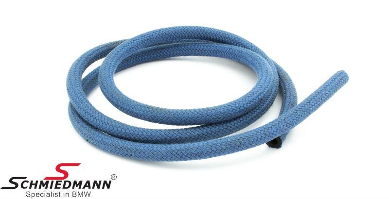 Vakuumslange blå 3,5X2,0