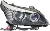 63127177752H  Headlight R.-side D1S/H8 complete with bi-xenon without adaptive light Hella (original)