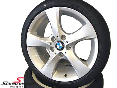 "BMW 36116787643 / 36-11-6-787-643  19"" BMW Sternspeiche 311 rim 9X19 (fits only rear) (original BMW)"
