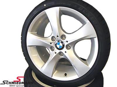 """19"""" BMW Sternspeiche 311 fælge 8X19 (original BMW)"""