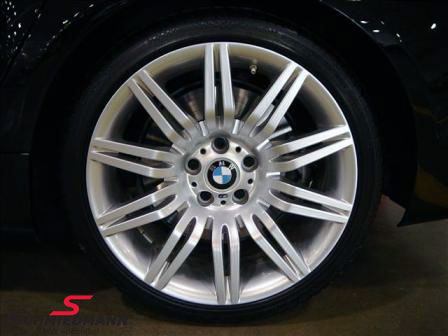 "19"" BMW M-Doppelspeiche 172 rim 9,5X19 (fits only rear) (original BMW)"